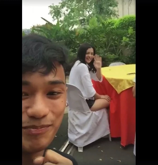 Netizen recreates FA video but this time he featured Sue Ramirez