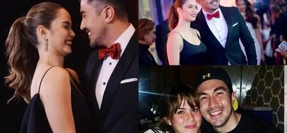 Wala daw relasyon! Rumored sweethearts Luis Manzano and Jessy Mendiola hit a beach in Thailand
