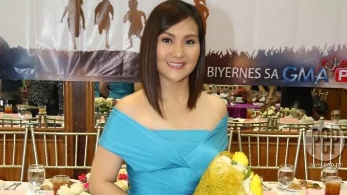 Gladys Reyes pregnant with fourth child