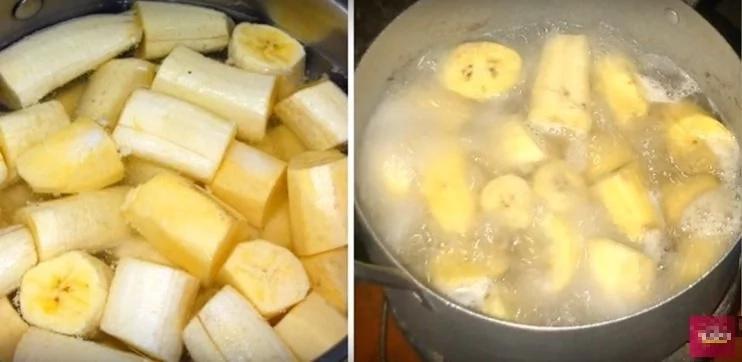 Hierve unos plátanos antes de acostarte ¡Quedarás asombrado con lo que sucede al día siguiente!