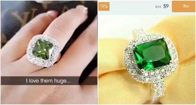 Scandal over Zari Hassan's wedding ring, did Diamond buy a KSh 900?
