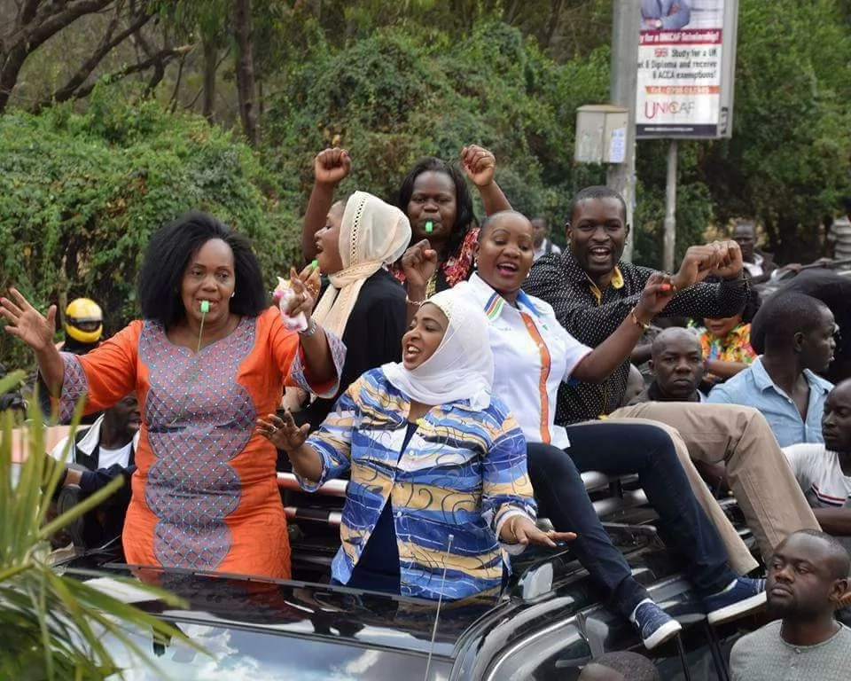 Nairobi on lockdown ahead of 'banned' Nasa demo