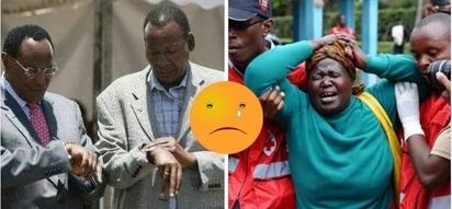 Was Joseph Nkaissery assassinated? Millie Odhiambo and Mutahi Ngunyi demand answers