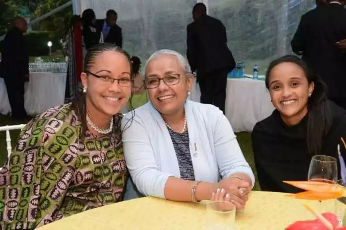 Revealed! See where President Uhuru Kenyatta's children hang out over the weekends(photos)
