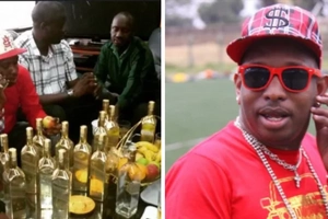 After buying his wife a 2016 Range Rover, Sonko steps out in shoes worth half a VITZ