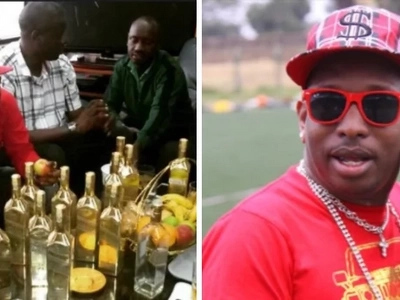 Sickening videos of a heavily drunk Mike Sonko surface online