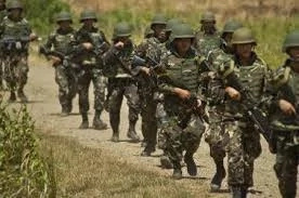 BREAKING NEWS: AFP And NPA Clash In Occidental Mindoro