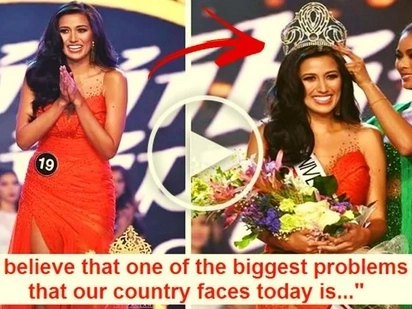 Watch Bb Pilipinas winner Rachel Peters' epic question & answer portion. Her powerful message for the ASEAN leaders wowed netizens!