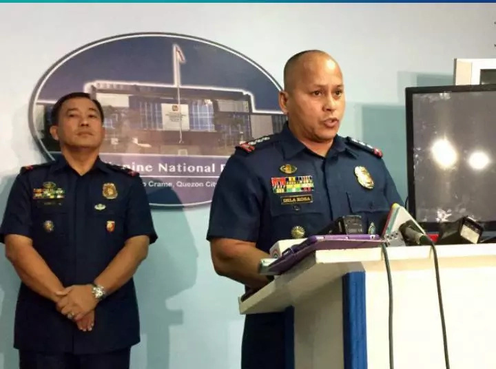 Duterte meets his match; New PNP chief promises a fight to death