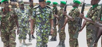 Video ya mwanajeshi wa KDF mikononi mwa al-Shabaab akimwomba Uhuru msaada itakutoa machozi