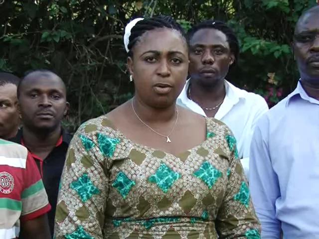 Kilifi women rep Aisha Jumwa