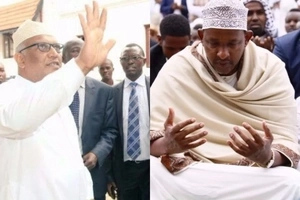 Aden Duale in ugly clash with powerful religious leader