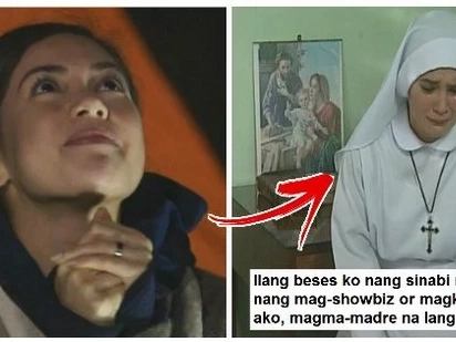 Is Shaina Magdayao quitting showbiz soon to become a nun?
