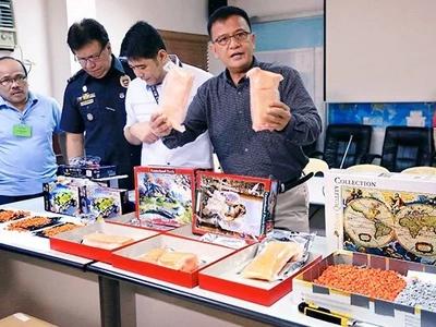 Hulihin silang lahat! Tough BOC seizes P7.5 worth of ecstasy in bloody drug war