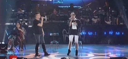 Sarah Geronimo, Bamboo duets on ASAP