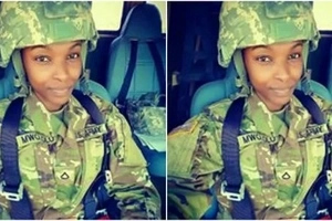 Meet the 26-year-old Kenyan girl who is a United States Army engineer!