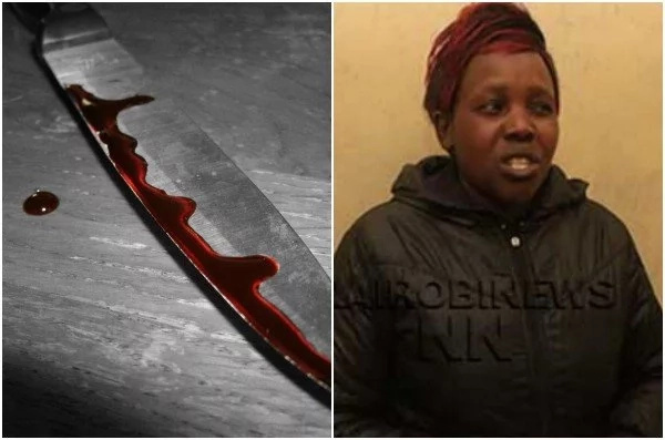 Nyeri woman kills husband in dramatic fashion