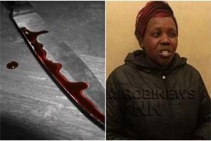 Nyeri woman kills husband in DRAMATIC fashion