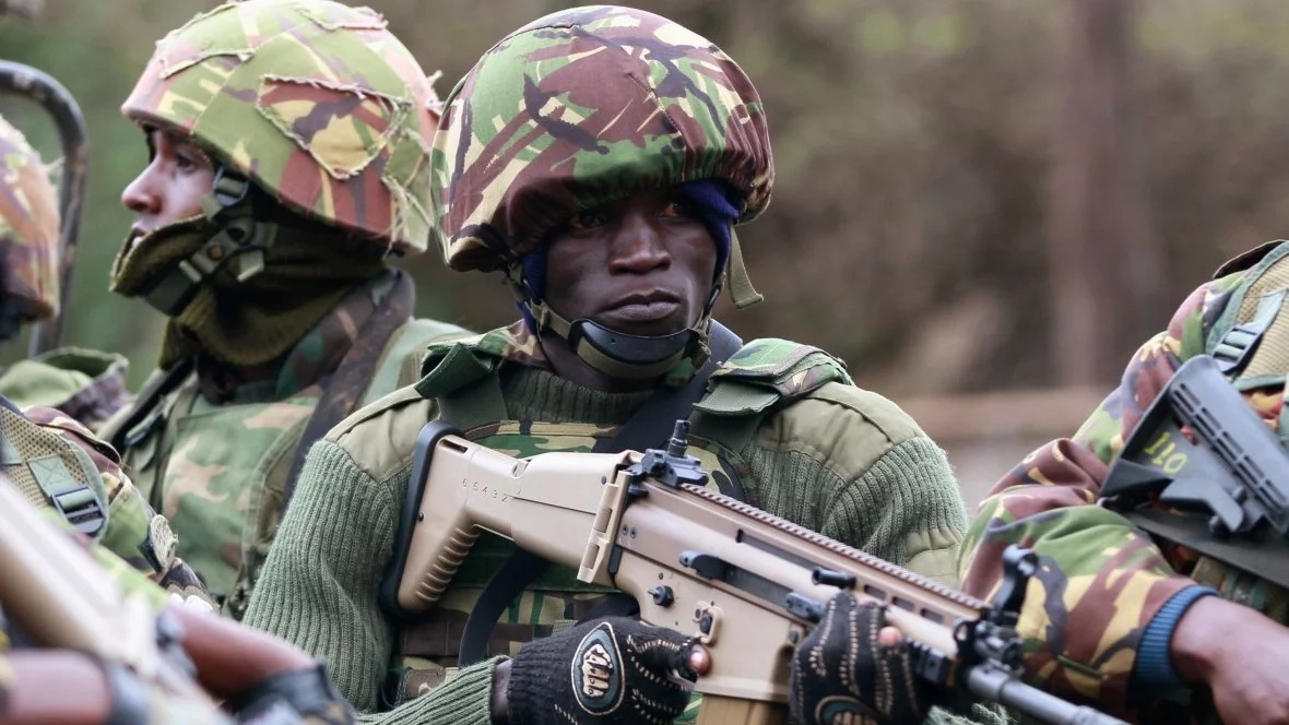 Nearly a dozen police officers feared dead in fresh Mandera attack