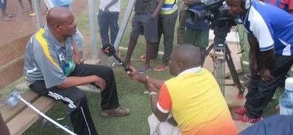 Mchezaji maarufu wa Harambee Stars, Rishadi Shedu aomba msaada kwa wahisani