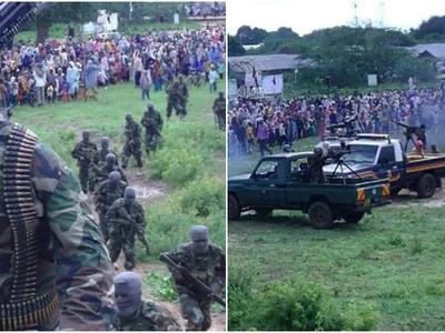 Outrage after al-Shabaab parade captured Kenyan police vehicle to celebrate Idd Ul Fitr