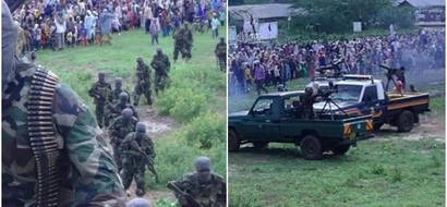 Outrage after al-Shabaab parade captured Kenyan police vehicle to celebrate Idd Ul Fitr