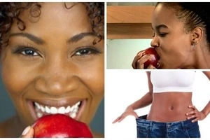 How to lose 10 pounds in 7 days with this incredible apple diet!