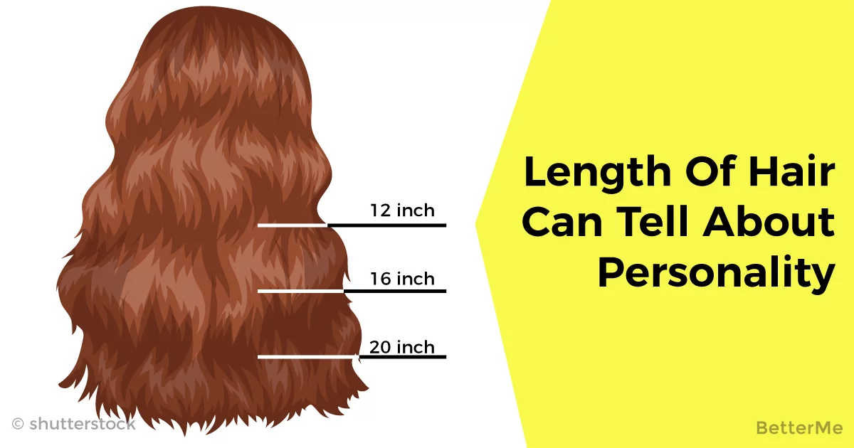 Do you know what the length of your hair says about your personality?