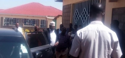 Miguna Miguna's five days of horror