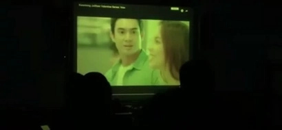 A Pinoy teacher in California let his student watch the Jollibee ad 'Vow' and shared their mixed reactions about it.