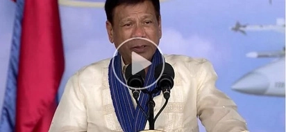 WATCH: Duterte names 5 generals protecting the PH drug ring