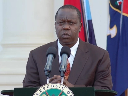 UN demands Matiang'i lifts ban on NASA protests, warns against police killing of protesters