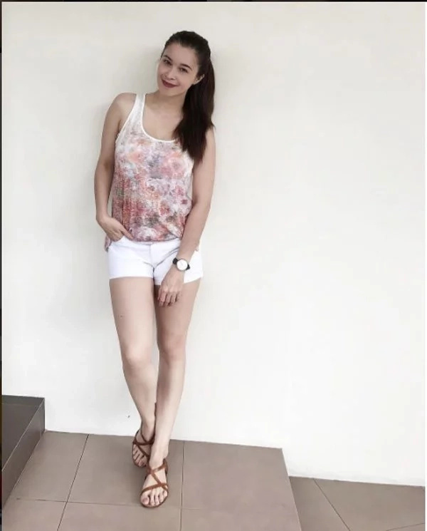 Sunshine Cruz's photo shows her timeless age