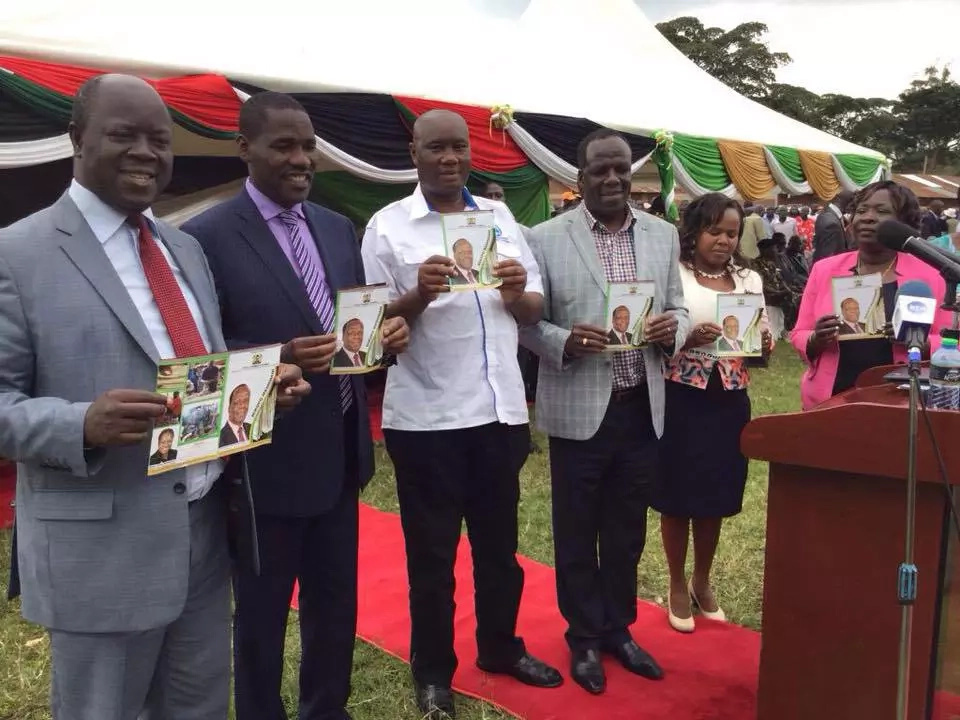 Top ODM governor attacks Jubilee supporter