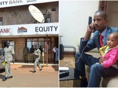 Kenyan banks' response to Babu Owino hours after his taunting threats excites his constituents