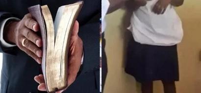 Pastor arrested after impregnating school girl