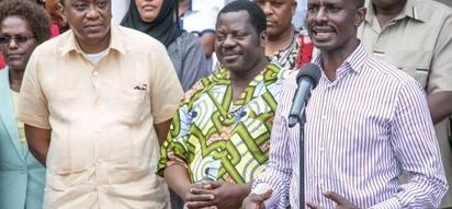 Uhuru Kenyatta atoa ahadi kwa wakenya kama atachaguliwa 2017