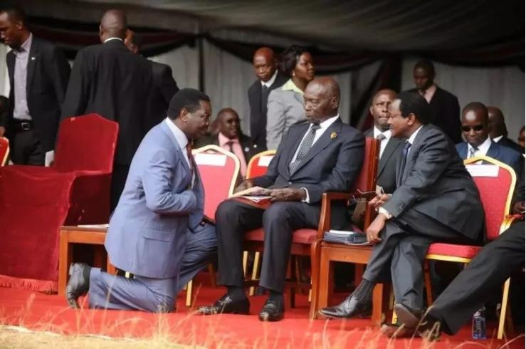 Ni pigo kubwa kwangu binafsi kumpoteza mbunge wa Wiper,Francis Nyenze- Kalonzo Musyoka asema