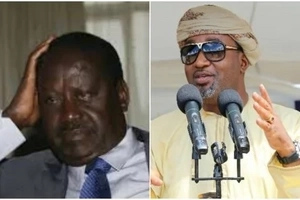Raila will ultimately sacrifice Hassan Joho