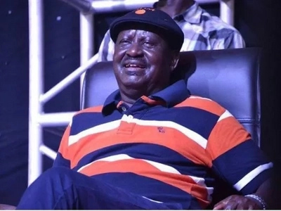 Raila Odinga is the biggest Jubilee mole in CORD,controversial blogger claims