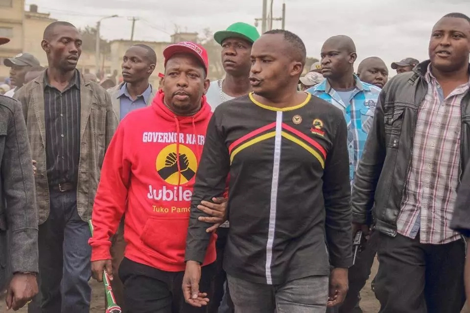 City Council officers who have killed hawkers should be hanged- Sonko states during campaigns