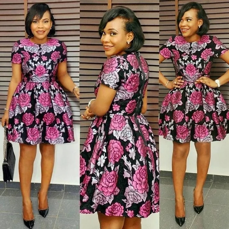 7a224def8 Latest Best Ankara designs for women 2018 (with pictures)