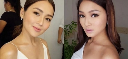 Tigilan na ang fan wars! Nadine Lustre welcomes Kathryn Bernardo to Pond's Beauty Council