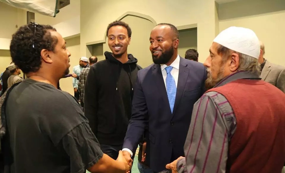 This is what awaits Joho as he returns from the US (video)
