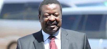 Musalia Mudavadi awasikitisha wafuasi wa Raila Odinga