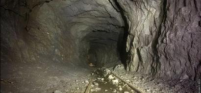 Espeluznante… Se escuchan voces demoniacas en una mina abandonada…