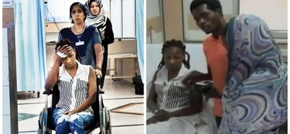 Kenyan student allegedly attacked in India withdraws complaint after police find loopholes in her story (photos)