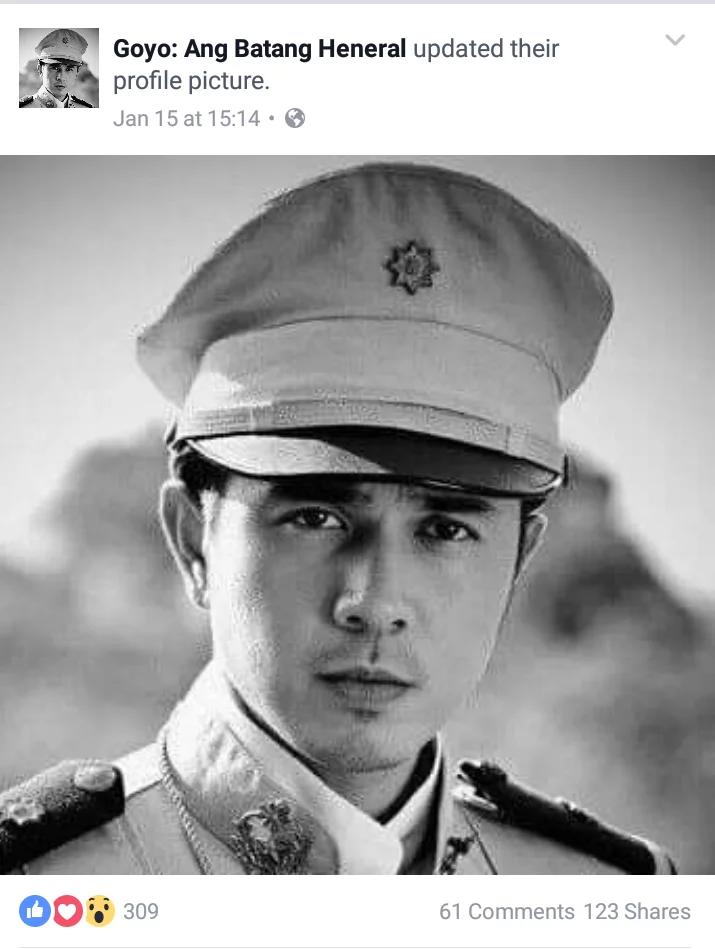 """""""Heneral Luna"""" sequel """"Goyo"""" Introduces Cast. Sino ang Gaganap na Batang Heneral, Alamin!"""