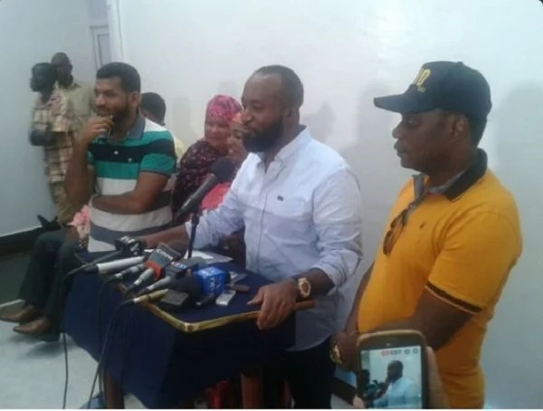 Joho reveals what the government is now looking after him