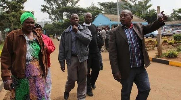 Uhuru meets Vitimbi's Mama Kayai and has this to say